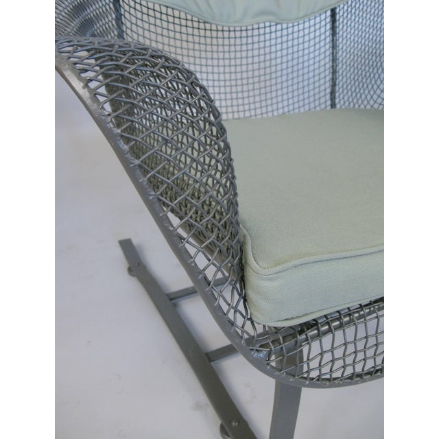 Mid-Century Modern Pair of Russell Woodard 1950s Sculptura Lounge Chairs For Sale - Image 3 of 9