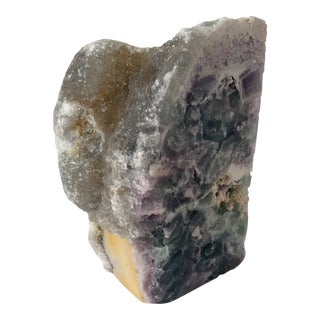 Lilac, Grey and Blue Geological Specimen For Sale