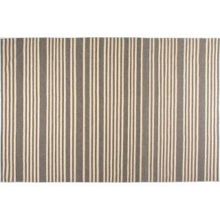 Stark Studio Rugs Traditional Wool Dhurrie Rug - 8′ × 10′ For Sale