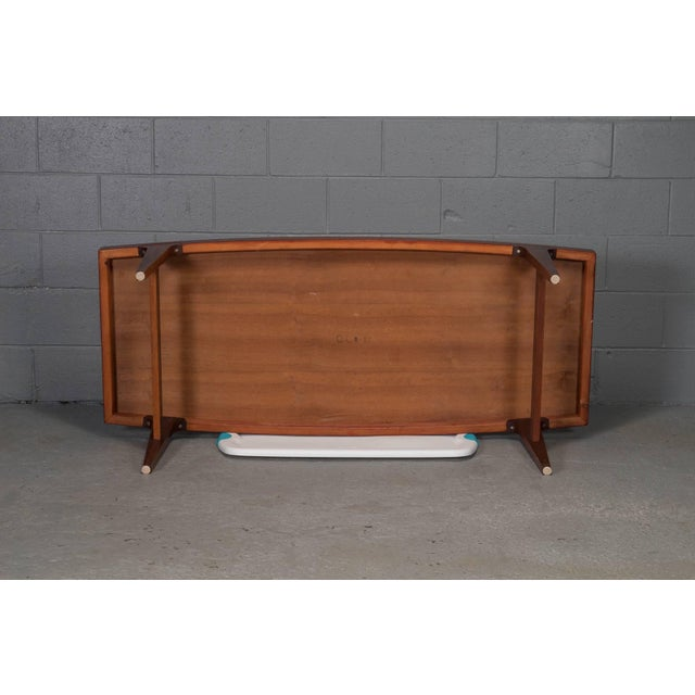 Mid 20th Century Mid-Century Danish Modern Rosewood Coffee Table For Sale - Image 5 of 10