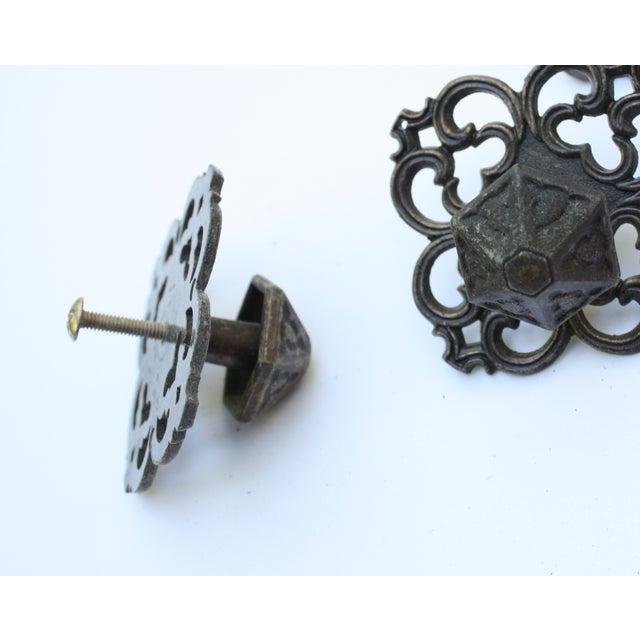 Mid Century Drawer Knobs - Set of 8 - Image 3 of 4