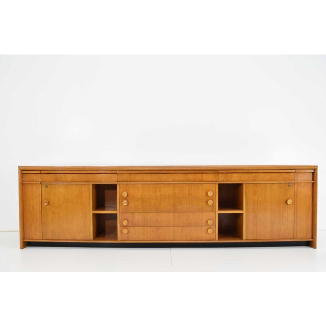 Paul Frankl Custom Birch Cabinet For Sale - Image 13 of 13