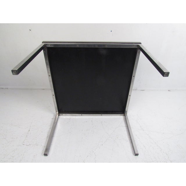 Milo Baughman Milo Baughman Style Coffee Table For Sale - Image 4 of 12