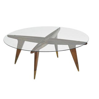 Gio Ponti for Singer and Sons Coffee Table For Sale