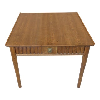 1967 Drexel Heritage Mid-Century Modern Solid Wood End Table