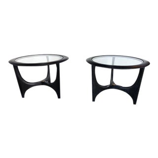 Mid Century Modern Lane of California Side Table- A Pair For Sale