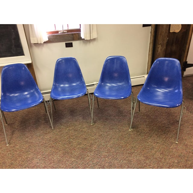 Herman Miller Mid-Century Chairs - Set of 6 - Image 6 of 7