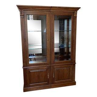 Ethan Allen Regent's Park Cabinet For Sale
