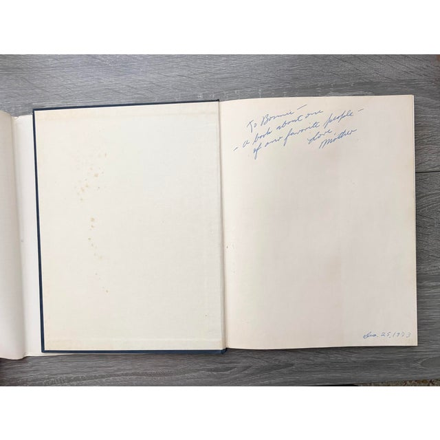 """Paper Vintage 1973 """"The Memories: Jfk, 1961-1963"""" 1st Edition Hardcover Book For Sale - Image 7 of 13"""