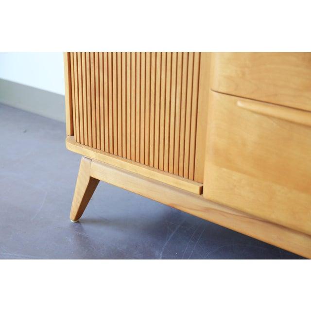 Vintage Heywood-Wakefield Low Dresser - Image 7 of 11