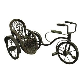 Vintage Bicycle Shop Display