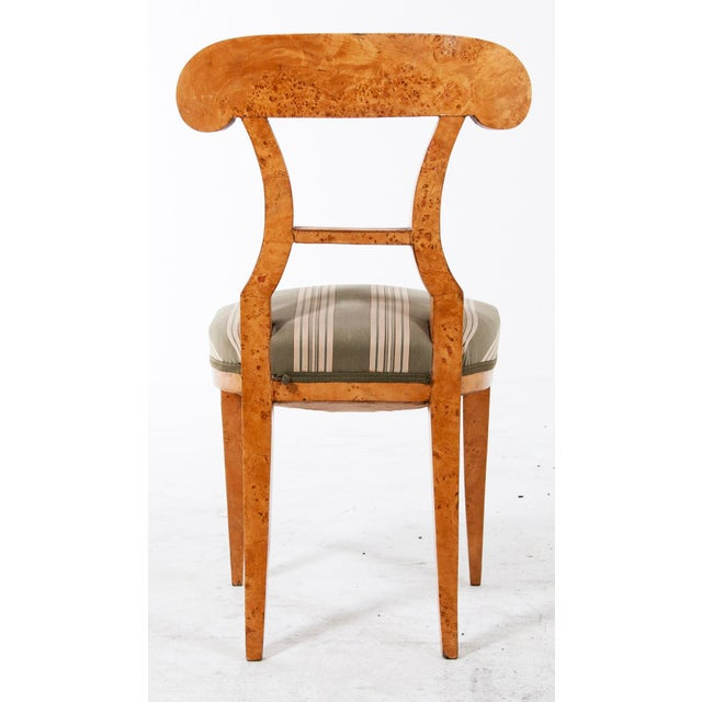 Karelian Birch Russian Chair - Image 6 of 7
