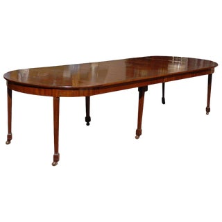 18th Century French Louis XVI Period Dining Table For Sale