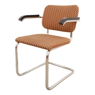 Mid Century Modern Marcel Breurer for Thonet Chair For Sale