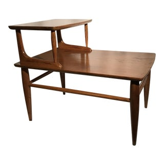 Mersman Two Tiered End Table For Sale