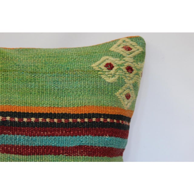 "Kilim Pillow Case 16"" - Image 3 of 5"