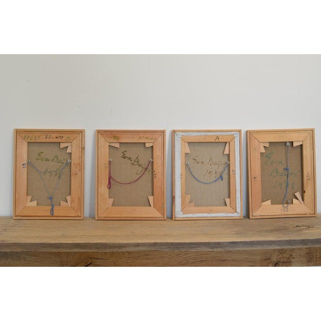 Four Compositions - Paintings by Eva Beyer For Sale In Phoenix - Image 6 of 7