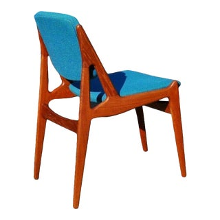 Mid Century Modern Arne Vodder Ella Chair For Sale