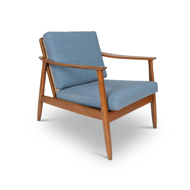 Beech Pair of Folke Ohlsson / Dux Lounge Chairs For Sale - Image 7 of 12