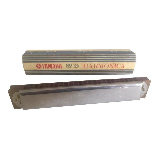 Vintage Yamaha Harmonica in 'C' - Image 1 of 10