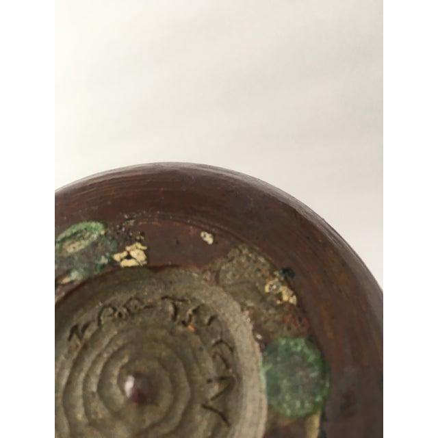 Brown Glazed Vessel - Image 5 of 5