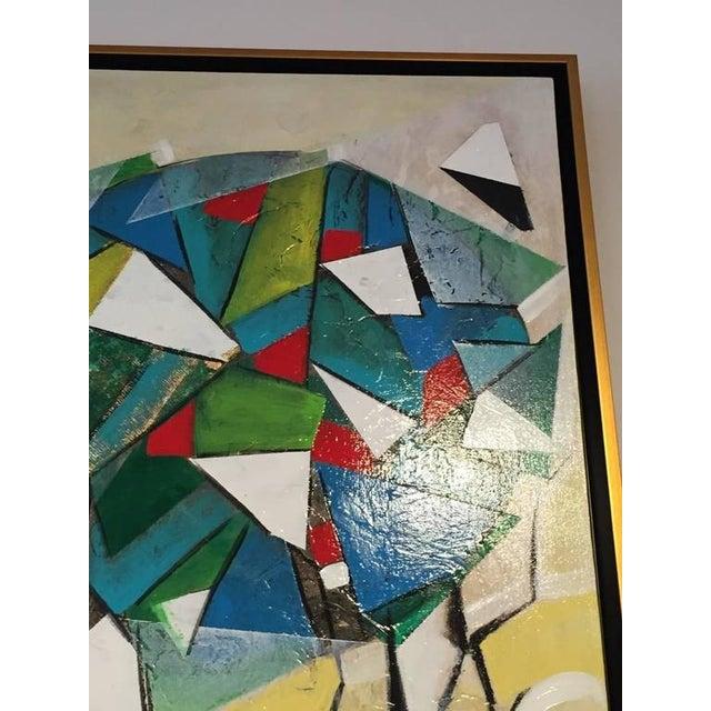 "2010s Original David Schluss Painting ""Fantasia of Music"" For Sale - Image 5 of 8"