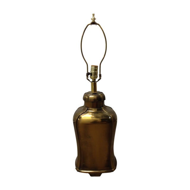 Brass Table Lamp - Image 1 of 6