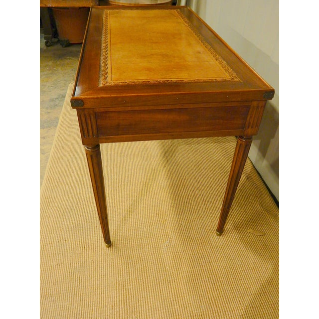 19th C French Louis XVI Style Game Table/Writing Desk For Sale In New Orleans - Image 6 of 8