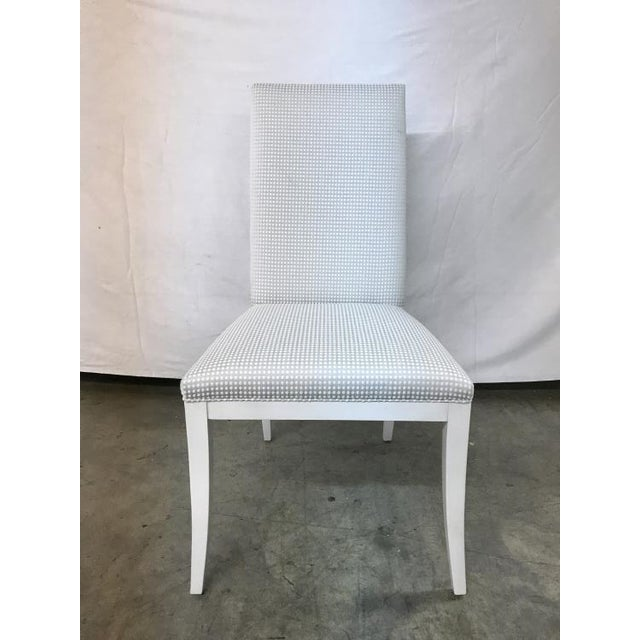 Highland House Highland House Crosby Side Chair For Sale - Image 4 of 4