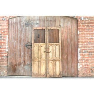 Antique 19th Century Colonial Rustic Doors Preview