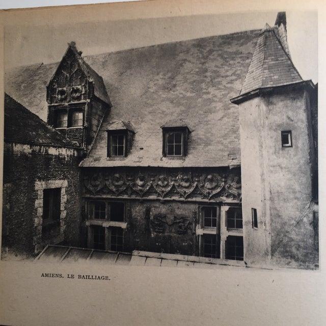 1943 Au Coeur De La Picardie Meurtrie Scarce Book For Sale In New York - Image 6 of 11