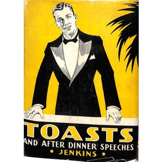 """Toasts & After Dinner Speeches"" Book"