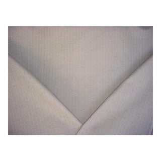 Thibaut Hamilton Herringbone Sterling Gray Upholstery Fabric - 4 7/8 Yards For Sale