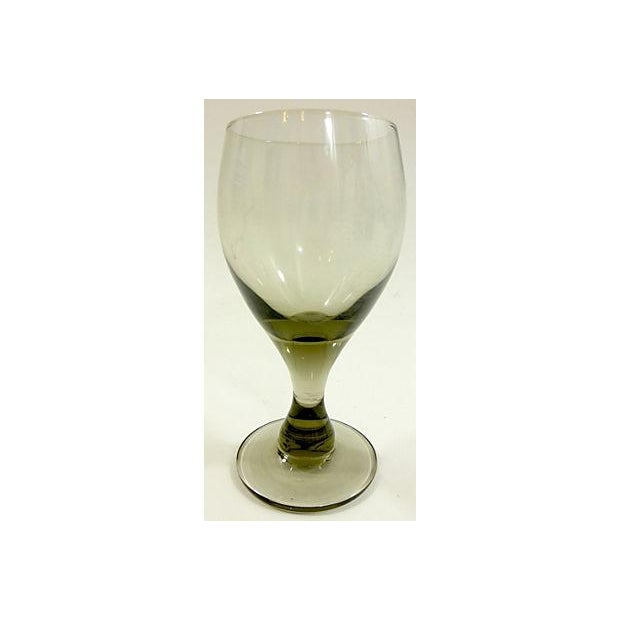 Mid-Century Cordial Carafe and Glasses - Image 8 of 8
