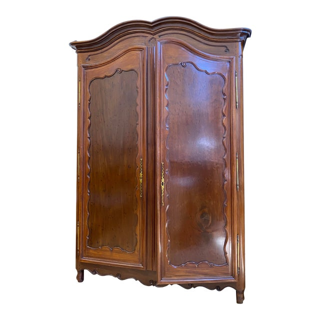 Early 20th Century French Storage Armoire For Sale