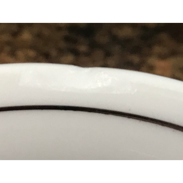 White China Royal Wheat Dinnerware - 48 Pieces For Sale - Image 8 of 9