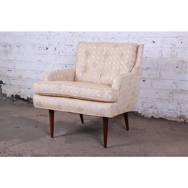 Milo Baughman for James Inc. Articulate Seating Club Chair For Sale - Image 11 of 11