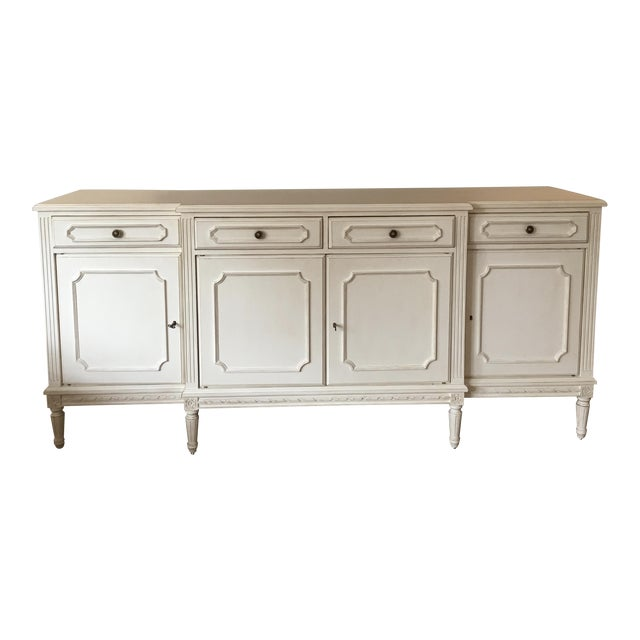 French Louis XVI Credenza - Image 1 of 7