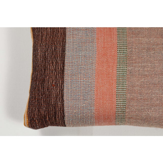 Pat McGann Workshop contemporary line of cushions, pillows, throws, bedcovers, bedspreads and yardage hand woven in India...