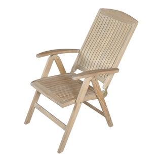 Niagara Teak Cornwall Chair For Sale