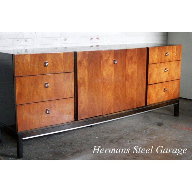 Personally, I'd use this as a sideboard in my living or dining room. The drawer fronts just took a light conditioning to...
