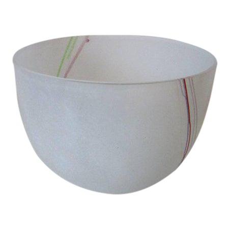 Large Bertil Vallien Kosta Boda Swedish Bowl For Sale