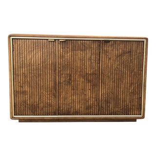 1960s Mid Century Modern American of Martinsville Credenza For Sale