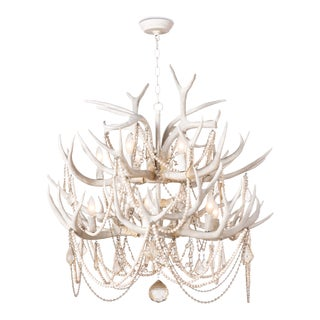 Cheyanne Antler Chandelier For Sale