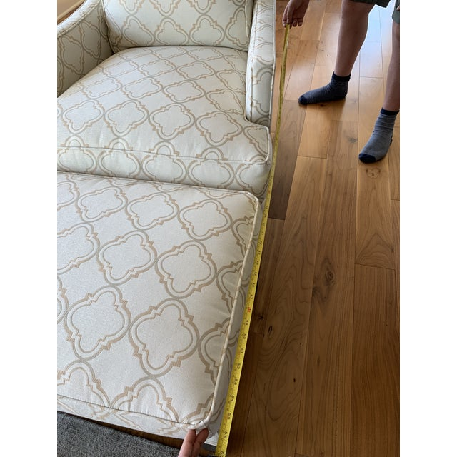 Amazing Stickley Tribeca Style Chaise And Ottoman Pdpeps Interior Chair Design Pdpepsorg