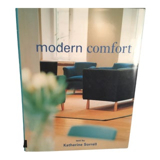 Modern Comfort Book by Katherine Sorrell For Sale