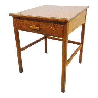 Vintage Work Desk For Sale