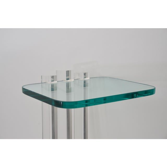 This stylish and chic table was recently acquired from a Palm Beach estate and will make the perfect statement piece. The...