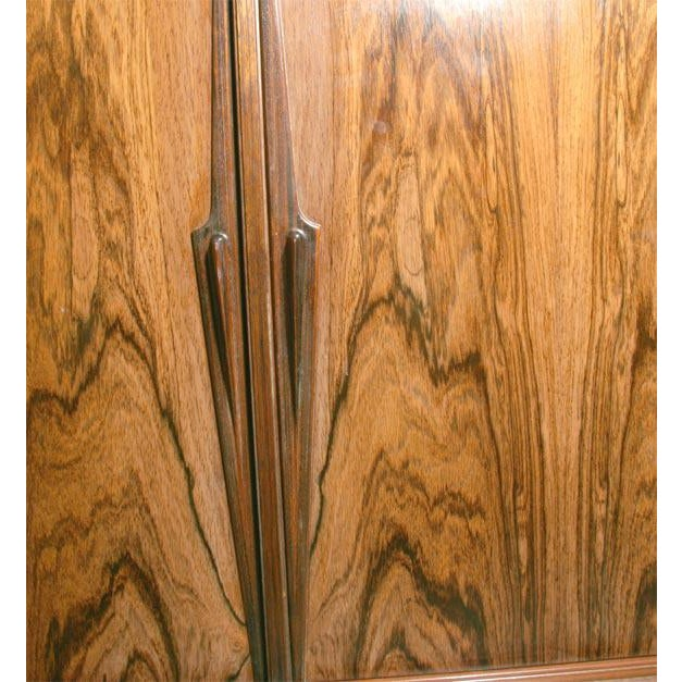 Danish Modern Rosewood Credenza For Sale In New York - Image 6 of 7