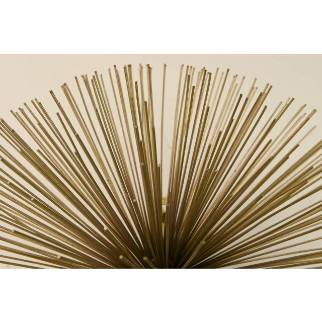 Metal Curtis Jere Mixed Metals Pom Pom/Starburst Hanging Sculpture For Sale - Image 7 of 9